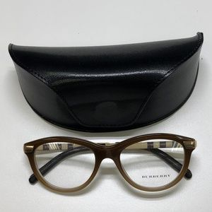 🕶️Burberry B2161 Women's Eyeglasses 618/TIA723🕶️